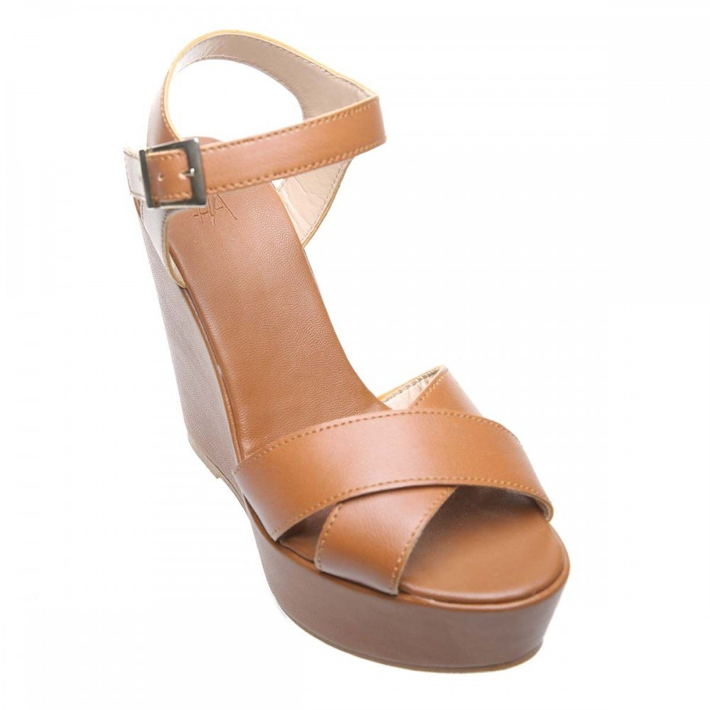 Sandale compensé