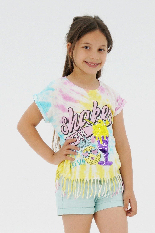 T-Shirt fillette
