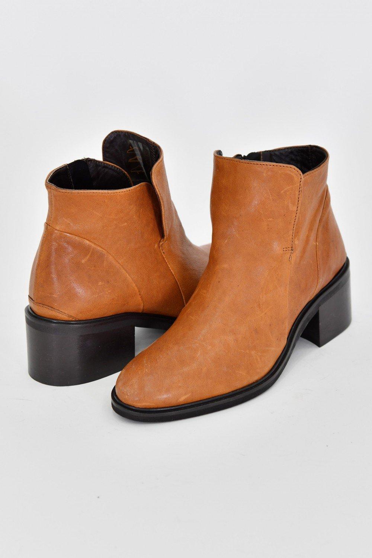 Boots Femme Mi-talon