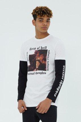 T-Shirt fantaisie homme