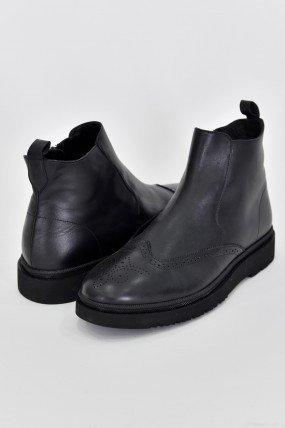 Boots Homme Semelle Platform